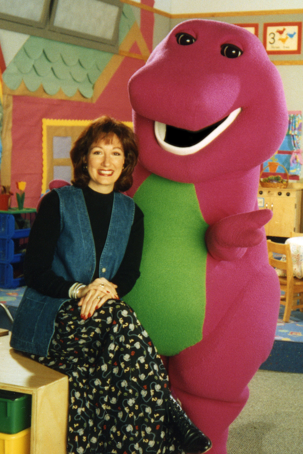 Sheryl Leach Barney Wiki Fandom Powered By Wikia