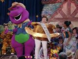 A Big Parade of Costumes