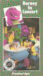 Barney in Concert