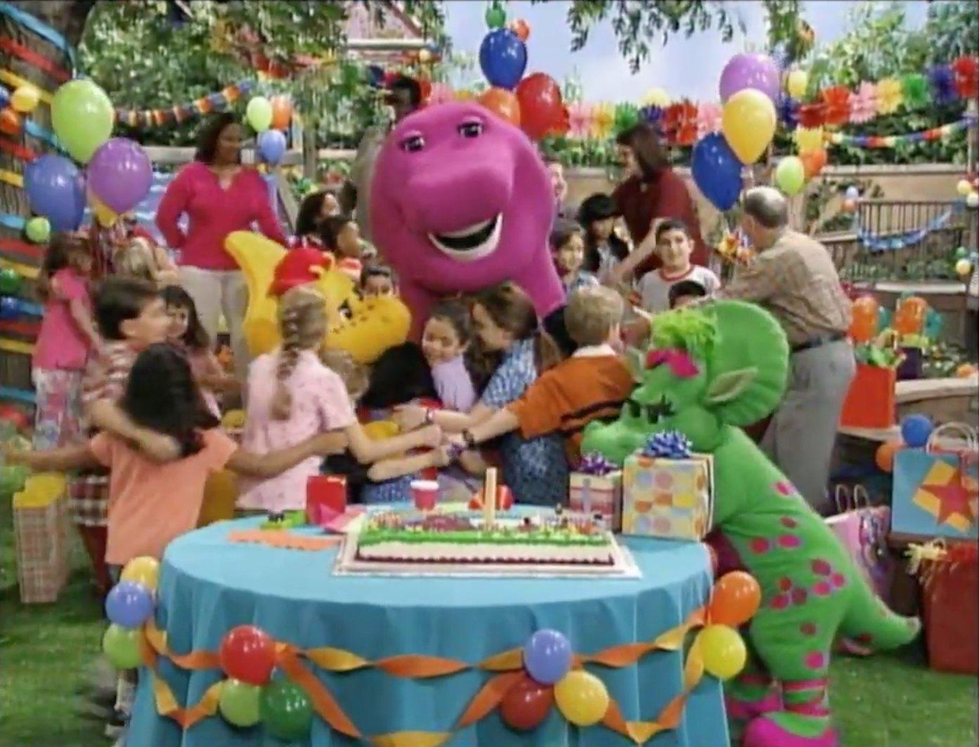 barney birthday It's Your Birthday, Barney!   Barney Wiki   FANDOM powered by Wikia barney birthday