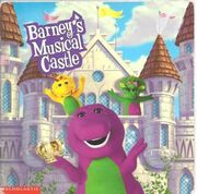 Barney Musical Castle book