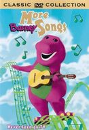 More Barney Songs DVD