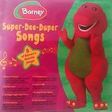 Super-Dee-Duper Songs