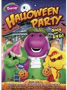 Barney's Halloween Party 2009 re-release