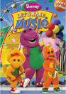 Barney Lets Make Music