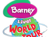 Barney Live! World Tour - A Celebration!
