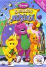 Barney - Hagamos Musica - Region 1-4