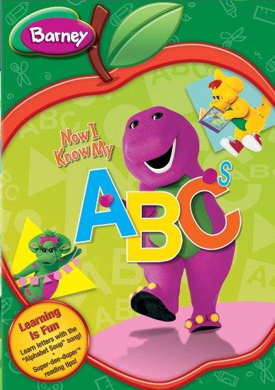 Now I Know My Abcs Barney Wiki Fandom Powered By Wikia
