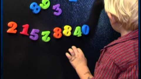 Barney- Find The Numbers in Your House