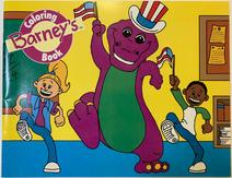 BarneyColoringBook1990