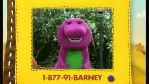 Barney Sprout Thanksgiving Day Ad