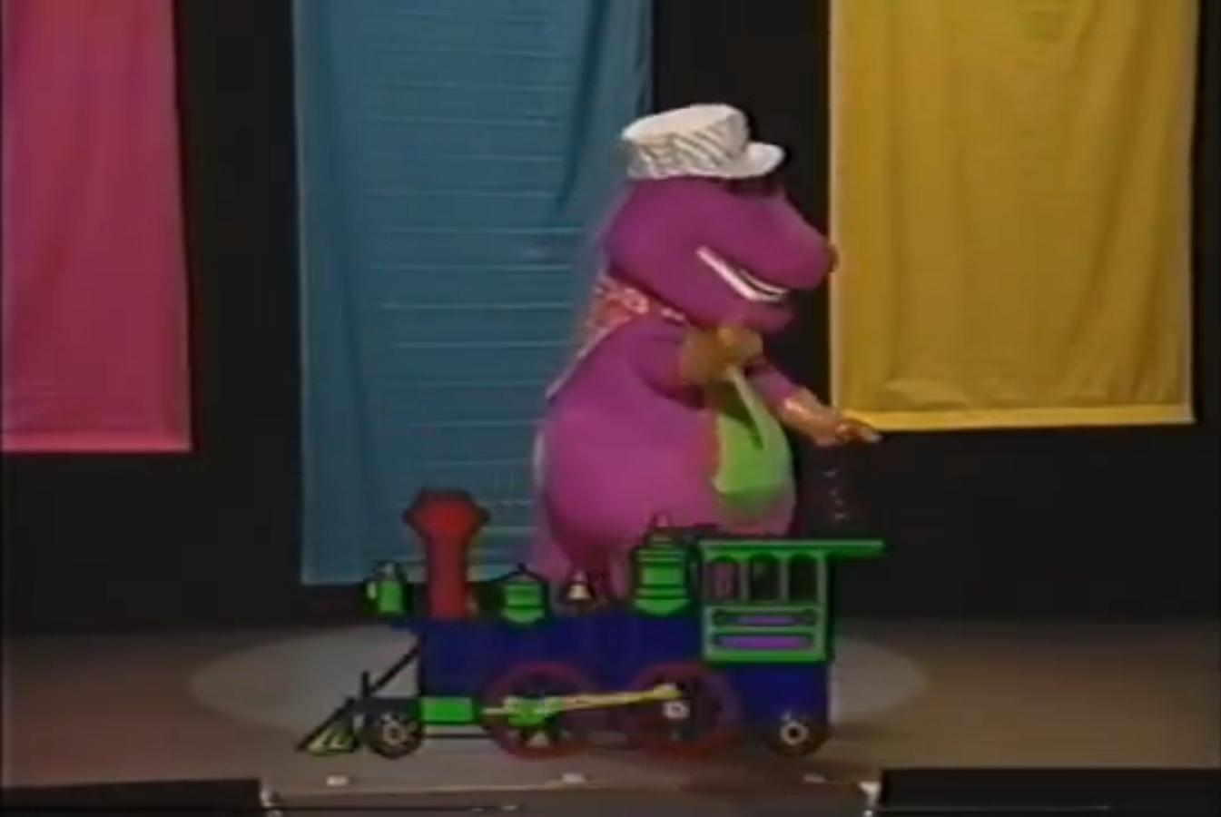 Down By The Station Barney Wiki FANDOM Powered By Wikia - Concert barney wiki