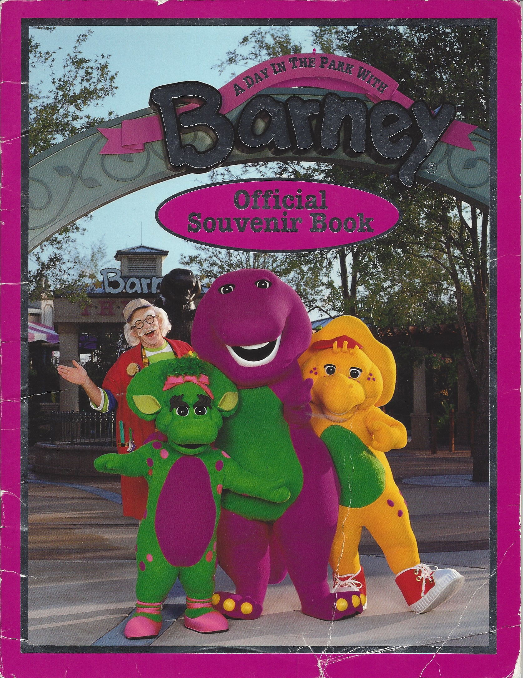 A Day in the Park with Barney | Barney Wiki | FANDOM powered by Wikia