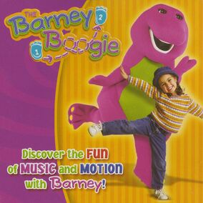 TheBarneyBoogie(Album)