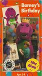 Barney's Birthday