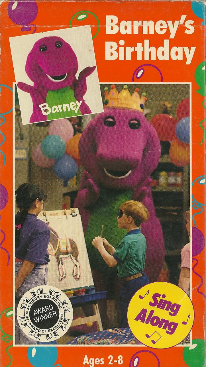 Barney\'s Birthday | Barney Wiki | FANDOM powered by Wikia