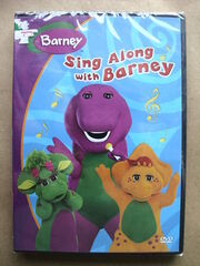Sing along with barney