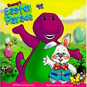 Barney Easter Parade