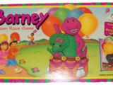 List of Barney Toys & Games