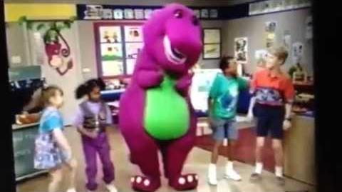Barney Theme Song (I Can Be a Firefighter!'s version)