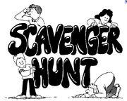 Scavanger Hunt