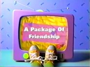 A Package Of Friendship Title Card - After the