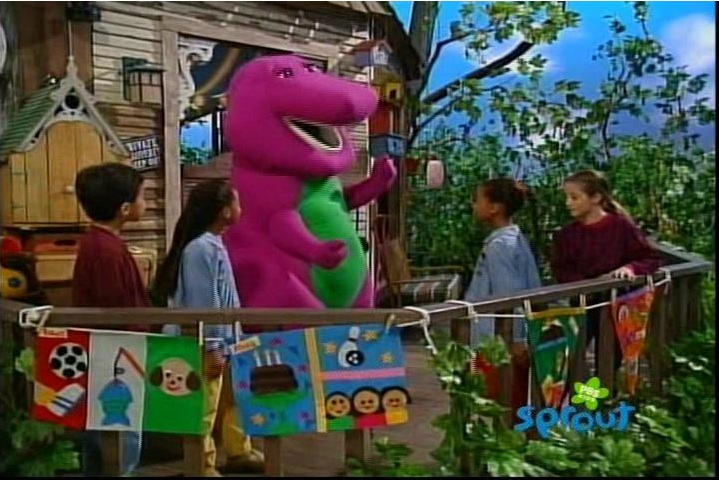 It's Tradition | Barney&Friends Wiki | FANDOM powered by Wikia