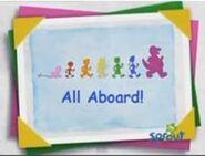 All Aboard! tittle card
