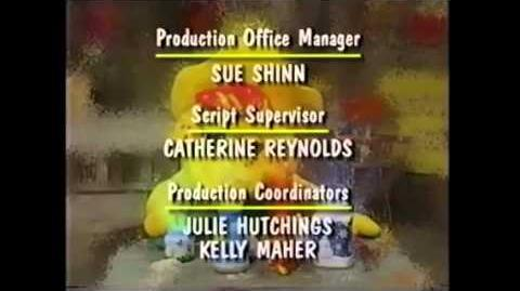 Barney End Credits (Barney Safety's version)