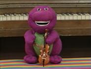 Barneydollfromlet'splayingmusic!