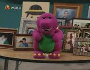 Barneydollfromfamilyday!