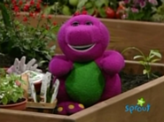 BarneydollfromPlant&Garden!