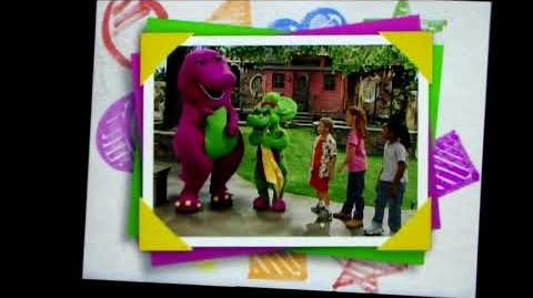 Barney & Friends- A-Counting We Will Go- Barney Says Segment