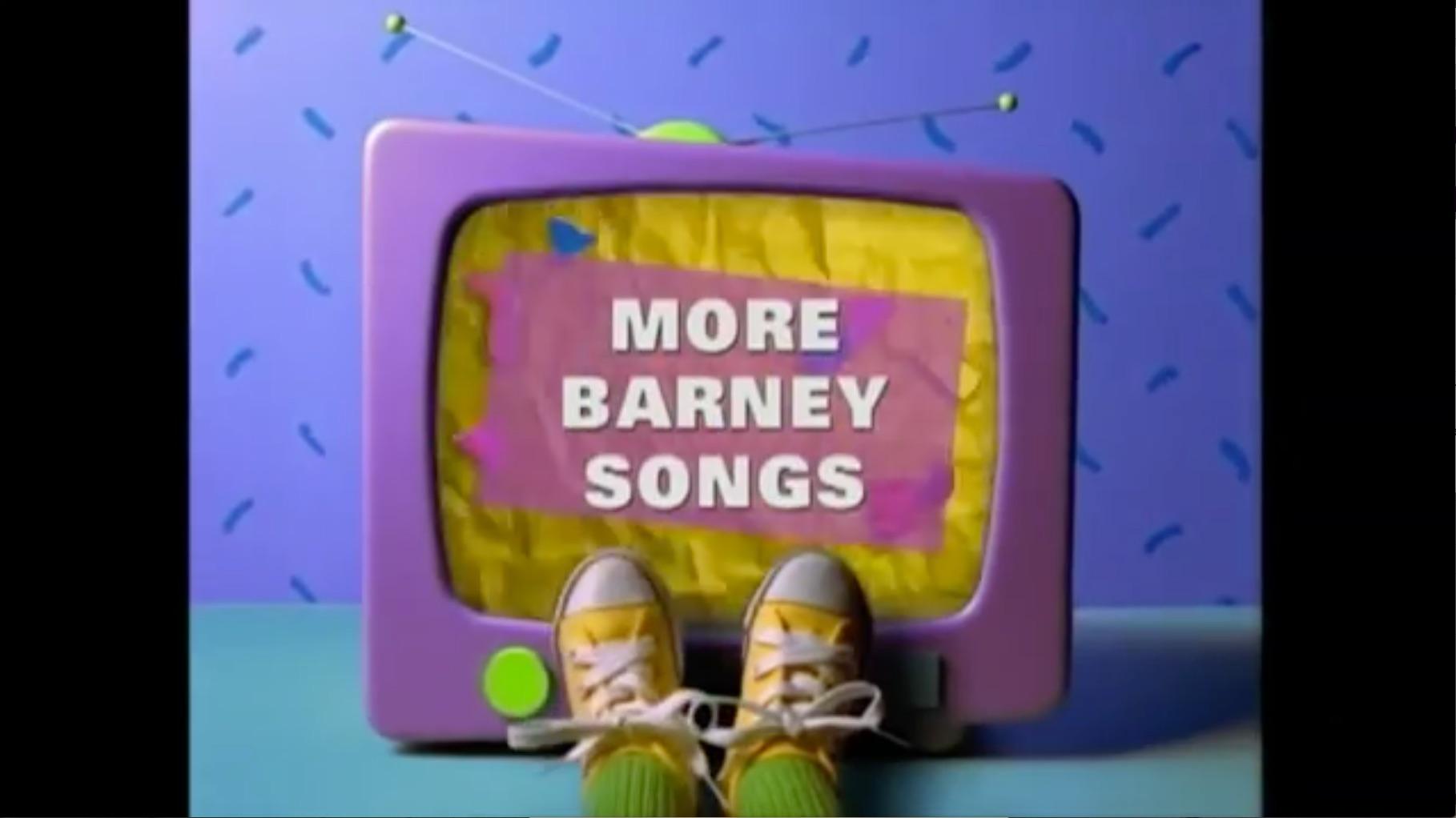 More Barney Songs | Barney&Friends Wiki | FANDOM powered by