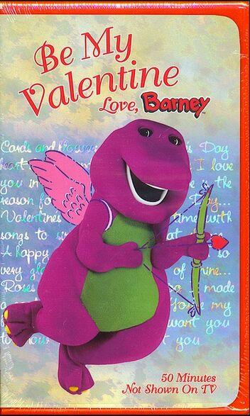 Be My Valentine, Love, Barney | Barney&Friends Wiki | Fandom