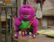 BarneydollfromDentistFriend!