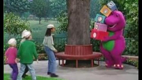 Barney & Friends: Five Kinds of Fun! (Season 6, Episode 7)