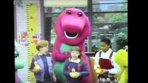 Barney & Friends: Twice Is Nice! (Season 3, Episode 7