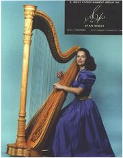 Playing The Harp