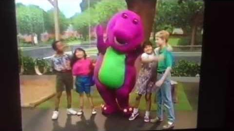 Barney I love you (Season 2 with 2 version) | Barney&Friends Wiki