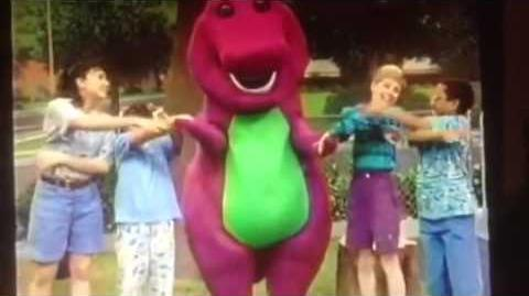 Barney I love you (It's Easy When We Do Our Work?'s version
