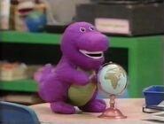 Barneydollfromgoingaroundtheworld!