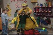 Fire big coat!