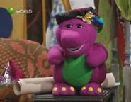 Barneydollfromroyalwelcome!