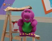 Barneydollfromcolorfulfriends!