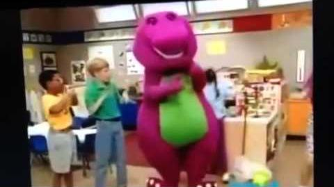 Barney Theme Song (It's Hot! It's Cold!'s version) | Barney&Friends