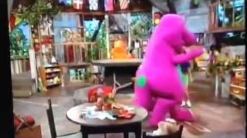 Barney Theme Song (The Alphabet Zoo!'s version