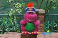 Barneydollfrombarney'sband!