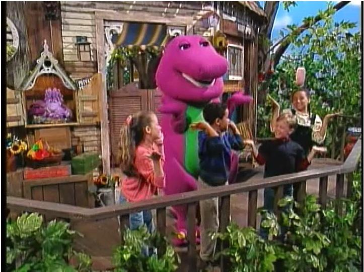 Tree Mendous Trees | Barney&Friends Wiki | FANDOM powered by