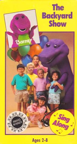 The Backyard Show | Barney&Friends Wiki | Fandom